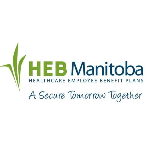 Healthcare Employees' Pension Plan - Manitoba + Logo