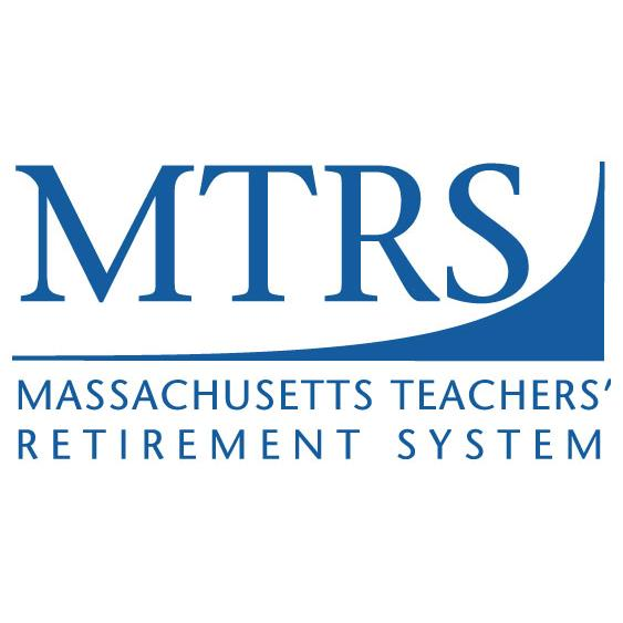 Massachusetts Teachers' Retirement System + Logo