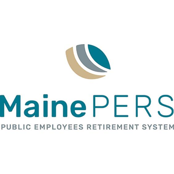 Maine Public Employees Retirement System + Logo