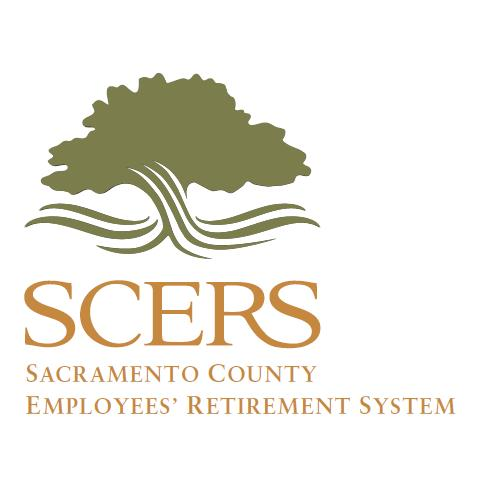 Sacramento County Employees' Retirement System + Logo