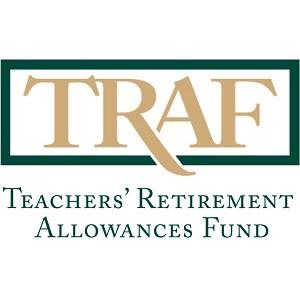Teachers' Retirement Allowances Fund (Manitoba) + Logo
