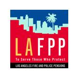 Los Angeles City Fire & Police Pensions + Logo