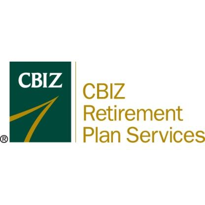 CBIZ Retirement Plan Services + Logo