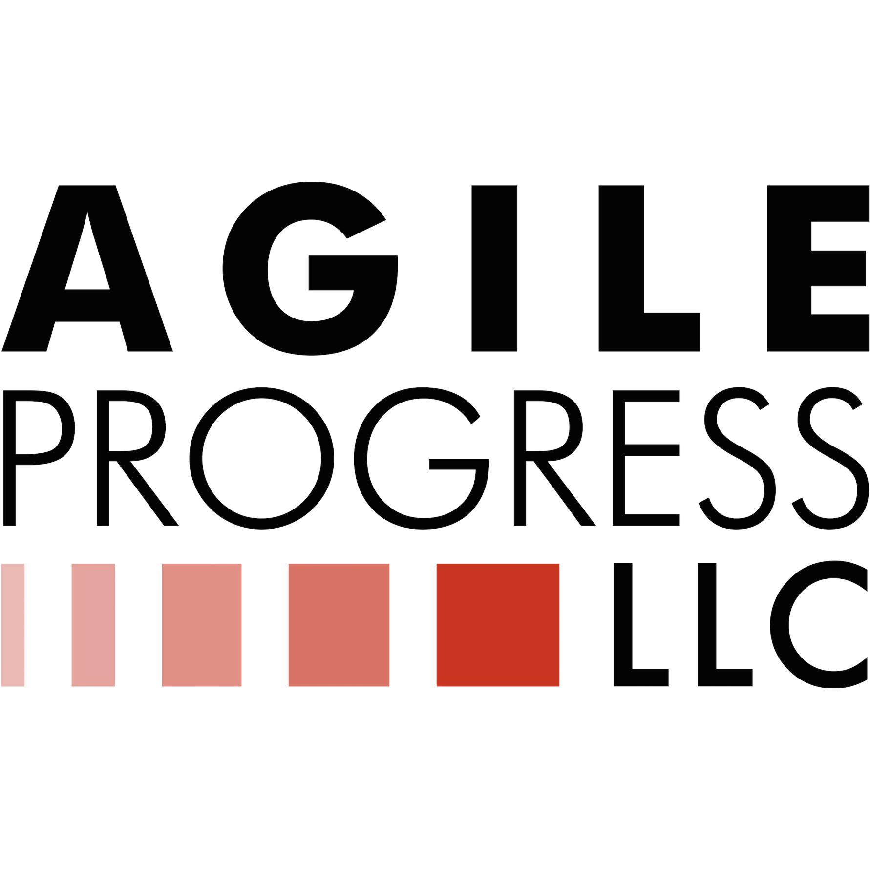 Agile Progress, LLC + Logo