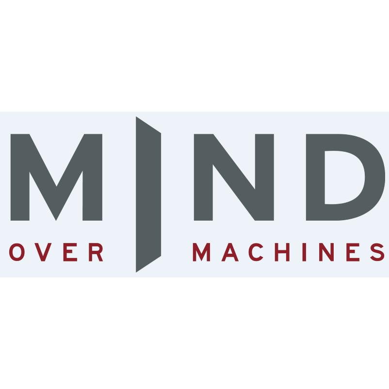 Mind Over Machines + Logo