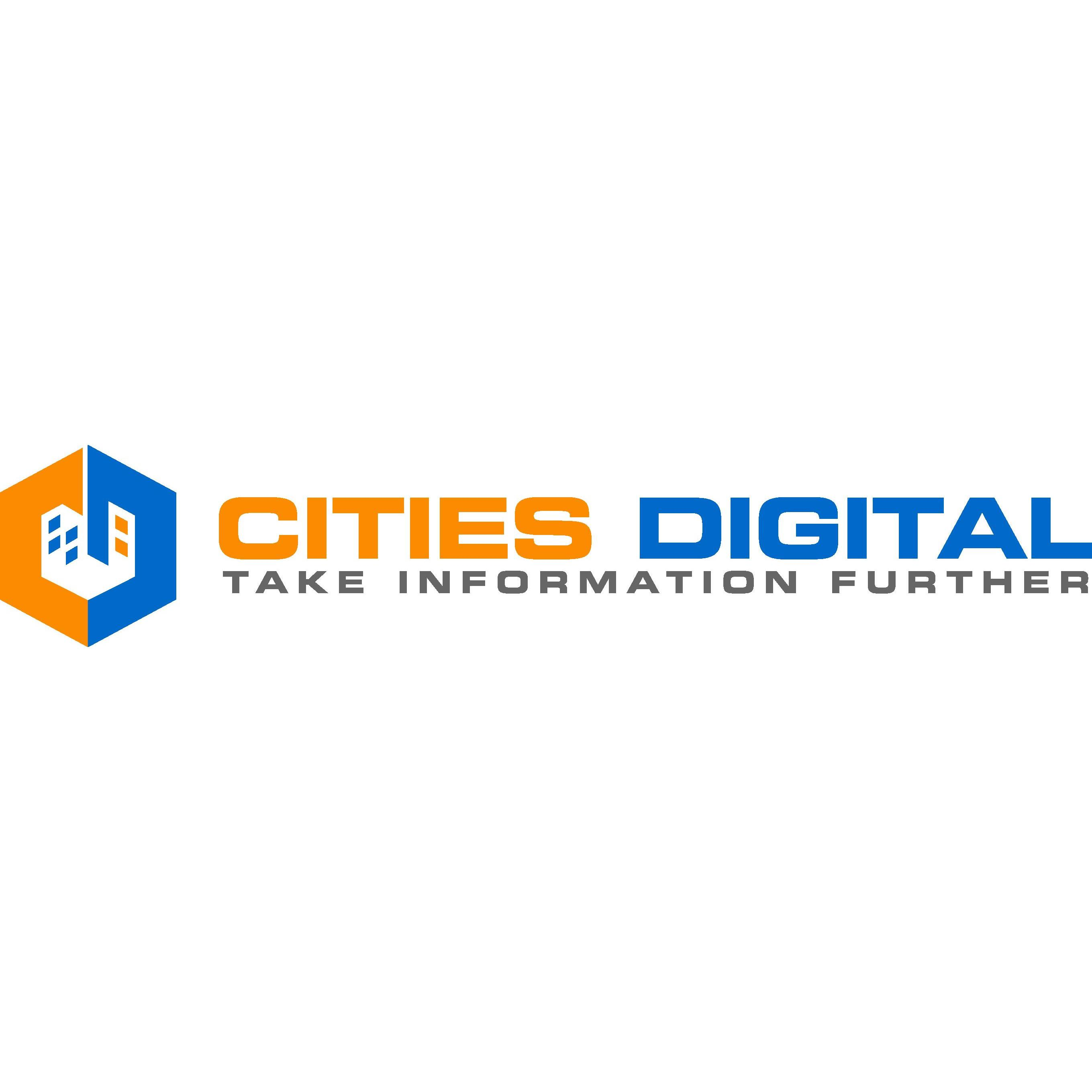 Cities Digital + Logo